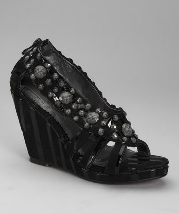 Black Addgy Wedge