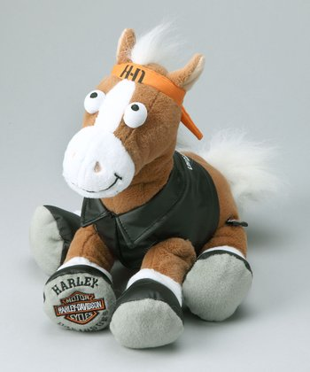Cruisin' Critter Horse Plush Toy