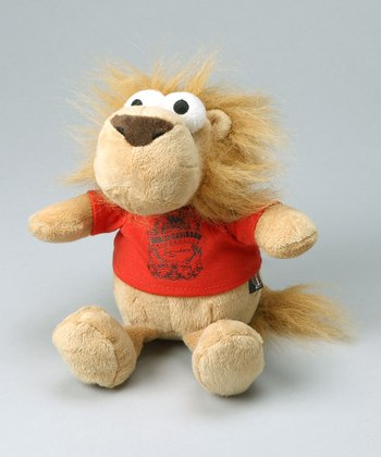 Fender Lion Bean Bag Plush Toy