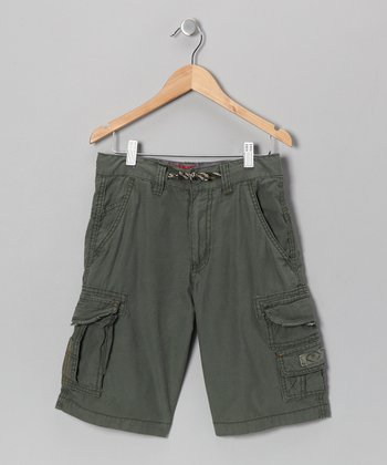 Hedge Reed Cargo Shorts