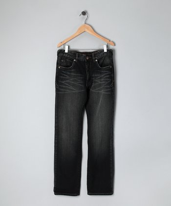 Washburn Straight-Leg Jeans