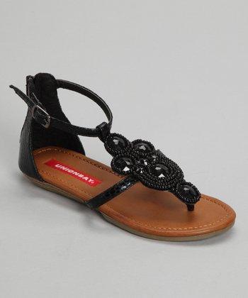 Black Cia Sandal