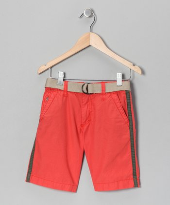 Guava Jax Chino Shorts - Boys