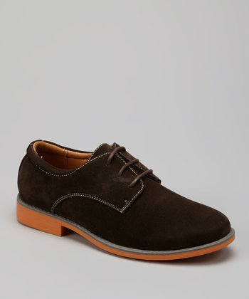 Brown Dress Shoe