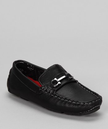 Black James Loafer