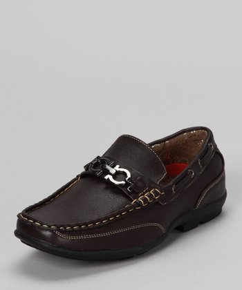 Brown Jonas Loafer
