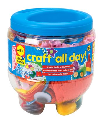 Craft All Day Bucket Kit