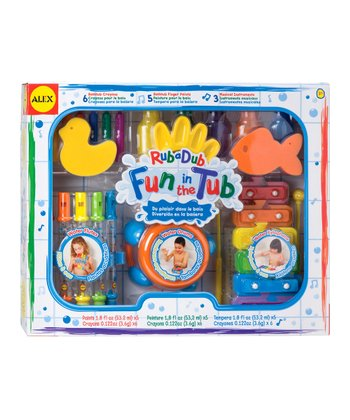 Fun in the Tub Activity Set