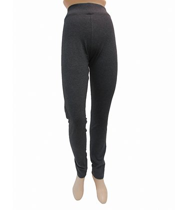Gray Heather Leggings