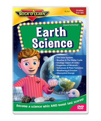 Earth Science DVD