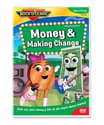 Money & Making Change DVD