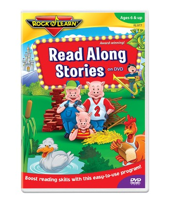 Read Along Stories DVD