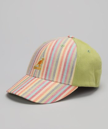 Candy Stripe Baseball Cap
