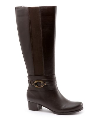 Dark Brown Amore Boot