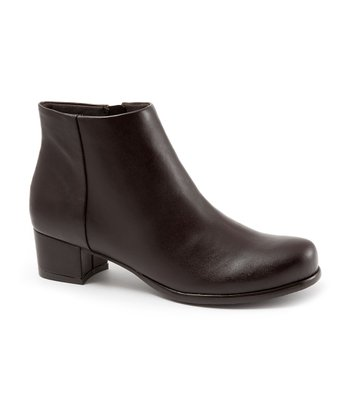 Brown Hailey Ankle Boot