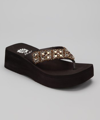 Brown Akala Sandal