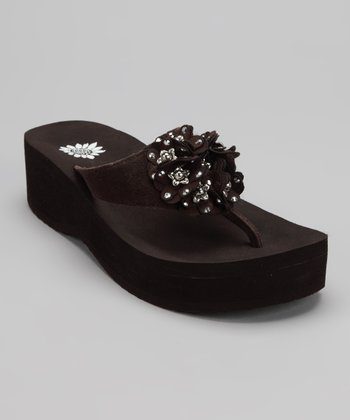 Brown Jonna Sandal