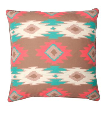 Tuscon Paco Square Throw Pillow