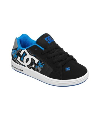 Black & Blue Net SE Sneaker