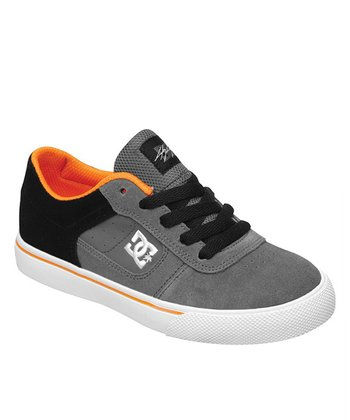 Orange & Gray Cole Pro Sneaker