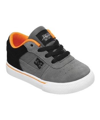 Dark Gray & Black Cole Pro Sneaker