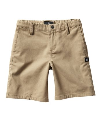 Khaki Chino Shorts - Toddler & Boys