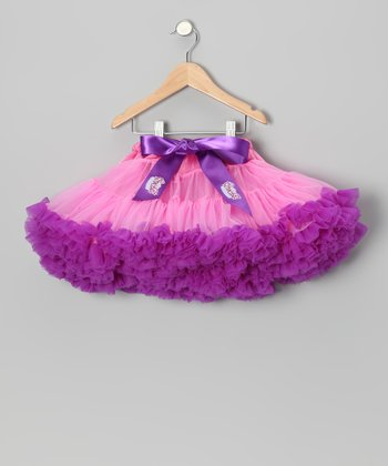 Fuchsia Princess Pettiskirt
