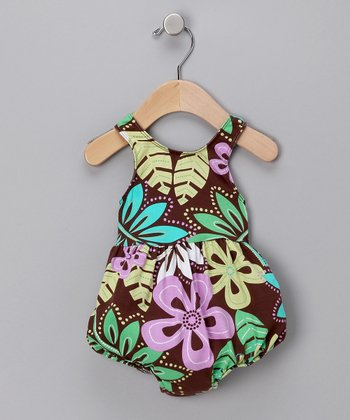 Bali Bay Bubble One-Piece Swimsuit - Infant
