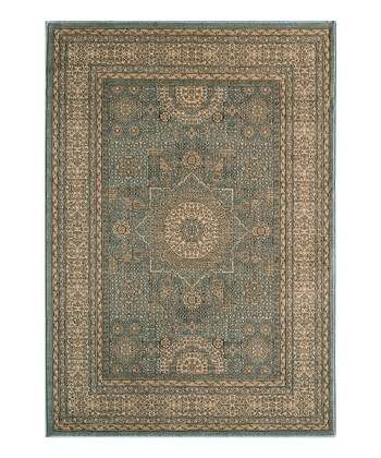 Light Blue Regent Rug