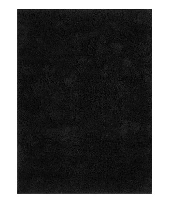 Ebony Super Shag Rug