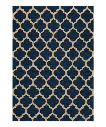 Navy Thorndale Rug