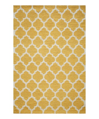 Yellow Thorndale Rug