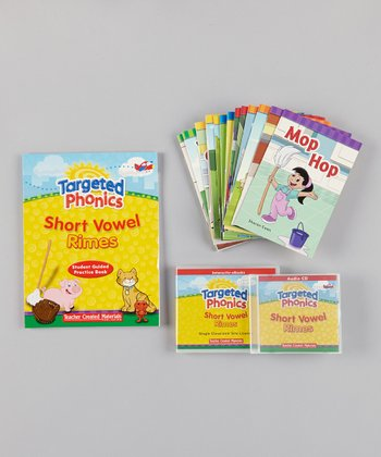Learn to Read Set 3: Word Families Paperback Set