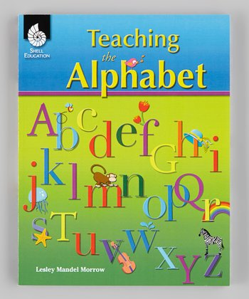 Teaching the Alphabet Paperback