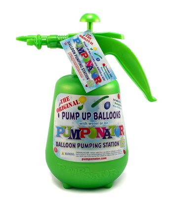 Green Pumponator Set