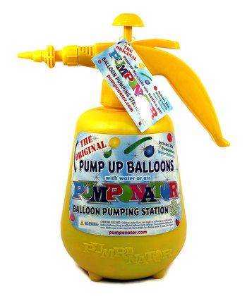 Yellow Pumponator Set