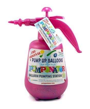Pink Pumponator Set