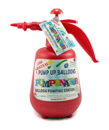 Red Pumponator Set