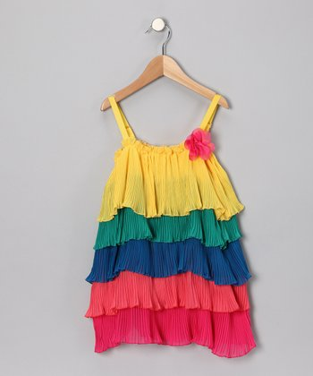 Piñata Dress - Toddler & Girls