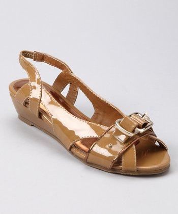 Natural Ombré Sandal