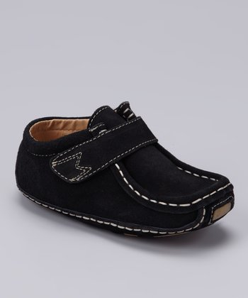 Black Blackberry Flurry Moccasin