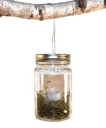 Mason Jar Light - Set of 12