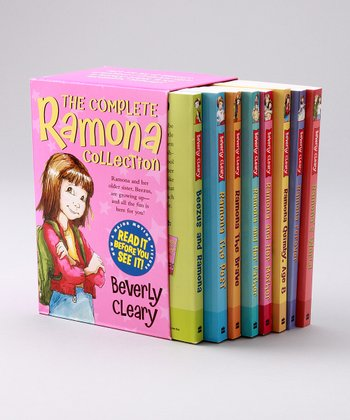 The Complete Ramona Collection Paperback Set