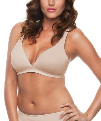 Blush Comfort Strap Full-Fit Bra - Plus