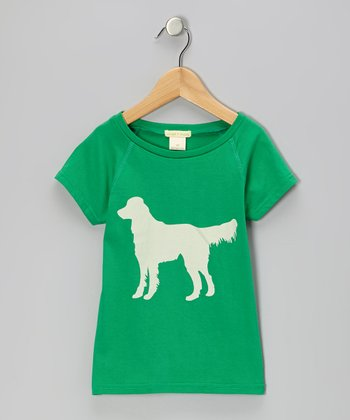 Green Dog Organic Tee - Infant