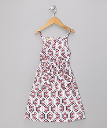 Pink Organic Maxi Dress - Infant & Toddler