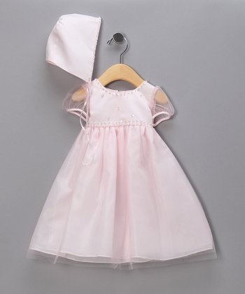 Pink Princess Pageant Dress