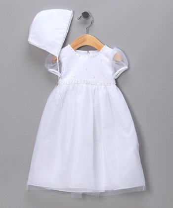 White Princess Pageant Dress