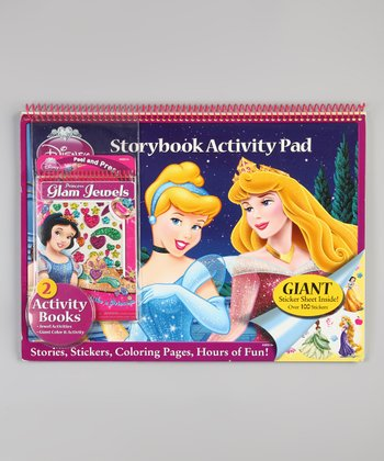 Princess Activity Pad