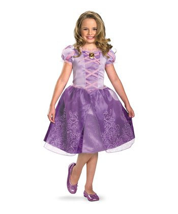 Purple Tangled Rapunzel Dress - Toddler